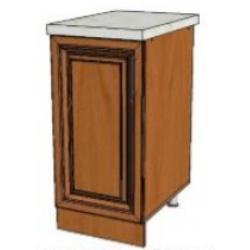 КМ Деметра шкаф нижний однодверный 300 (№27)