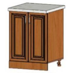 КМ Деметра шкаф нижний двухдверный 600 (№31)