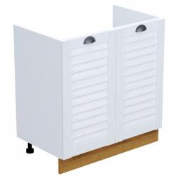 Кантри шкаф нижний под мойку 800