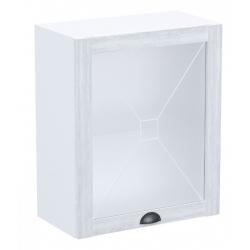 Кантри шкаф верхний со стеклом ШСТ-60