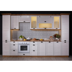 Кухня модульная - Кантри