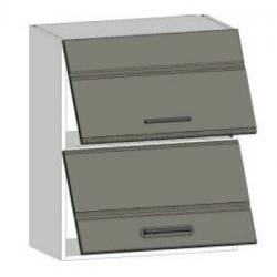 КМ Канзас шкаф верхний двойной горизонтальный 600