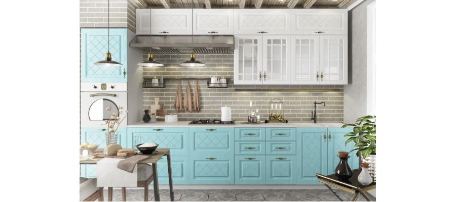 Кухня модульная - Гранд (6 цветов)