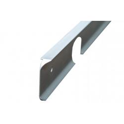 Планка угловая для столешницы 38 мм