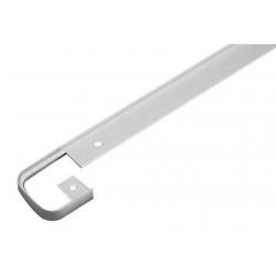Планка соеденительная с крючком для столешницы 38 мм