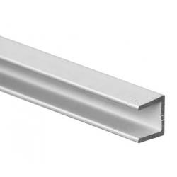 Планка торцевая П-образная для фартука 6х600 мм