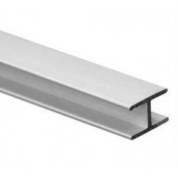 Планка соеденительная Н-образная для фартука 6х600 мм