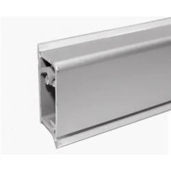 Бортик пристеночный КВАДРО алюминиевый 3м