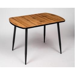 Стол кухонный дуб вотан опоры конус 1100