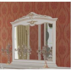 Подзеркальник с зеркалом большой Виченца