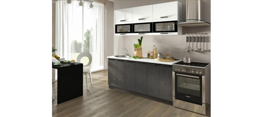 Кухня модульная - Фиджи (8 цветов)