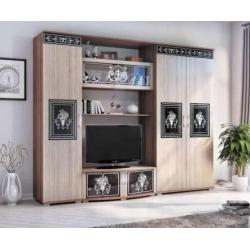 Гостиная модульная Лотта EVO комплект 2
