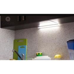 Подсветка светодиодная v-образная теплая 1000 мм
