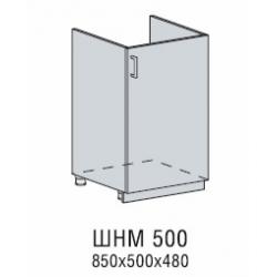 Глетчер шкаф нижний под мойку 500