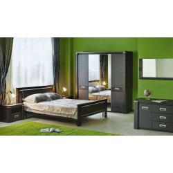 Спальня модульная Магнолия Венге