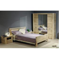 Спальня модульная Магнолия Бардолино