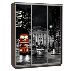 Шкаф-купе фото Лондон 2100