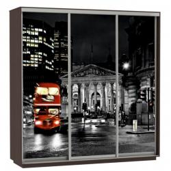 Шкаф-купе фото Лондон 2400