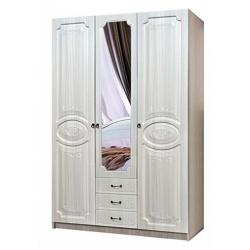 Кэт-6 шкаф 3-х створчатый 1510