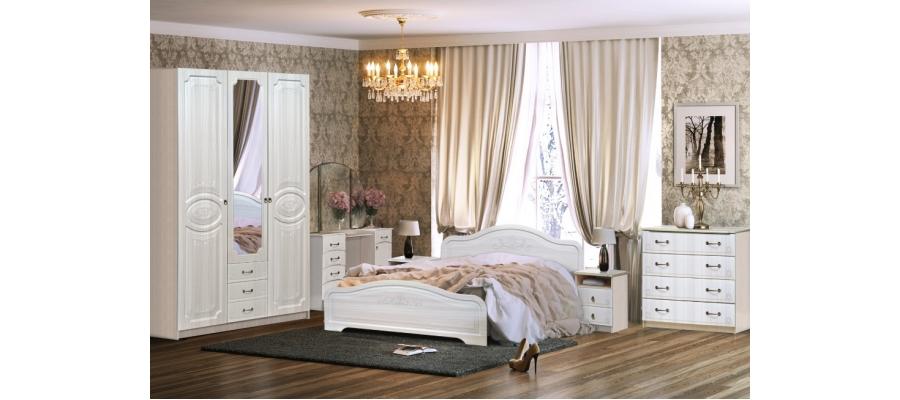 Спальный гарнитур Кэт-6 Сандал