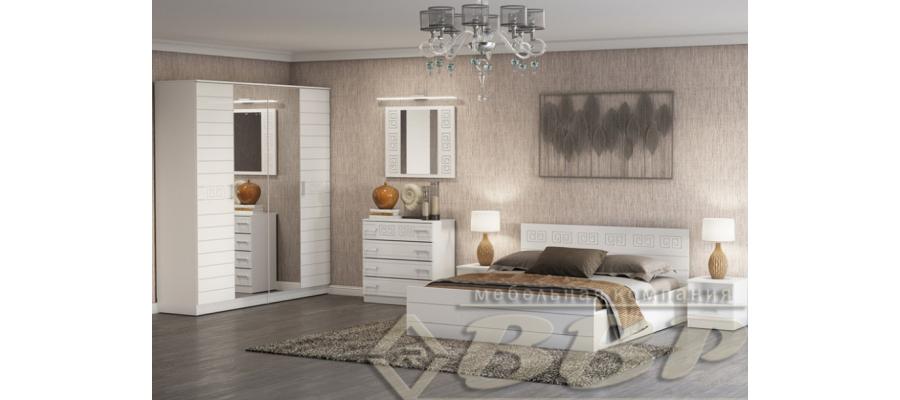 Спальня модульная - Афина