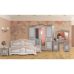 Спальня модульная Азалия