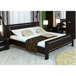 Кровать Магнолия Венге 1800