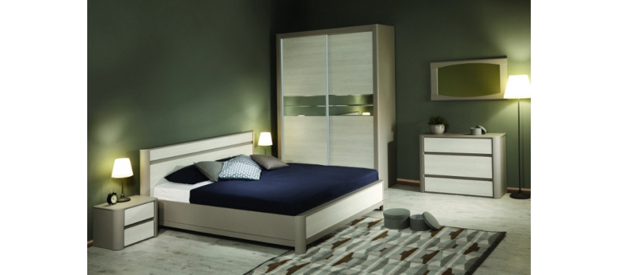 Спальня модульная Лацио