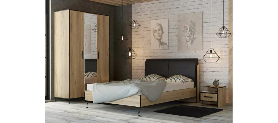 Спальня модульная - Лофт