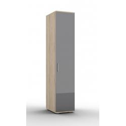 Lucido шкаф для одежды-01 450