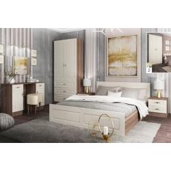 Спальня модульная Ницца комплект 3