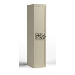 Twist шкаф для одежды-01 фасад глухой 500