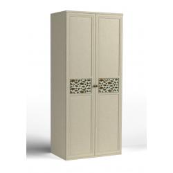 Twist шкаф для одежды-02 фасад глухой 1000