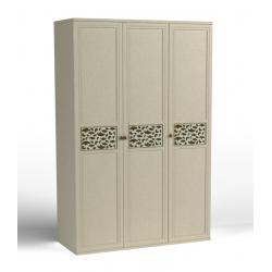 Twist шкаф для одежды-03 фасад глухой 1500