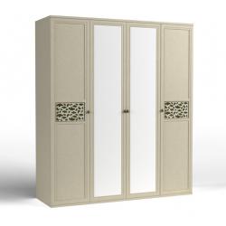 Twist шкаф для одежды-04 фасад зеркало 2000